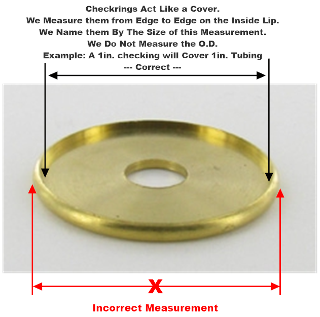 Grand Brass Lamp Parts How to measure a checkring grand brass lamp parts llc comments grand brass lamp parts audiocablefo